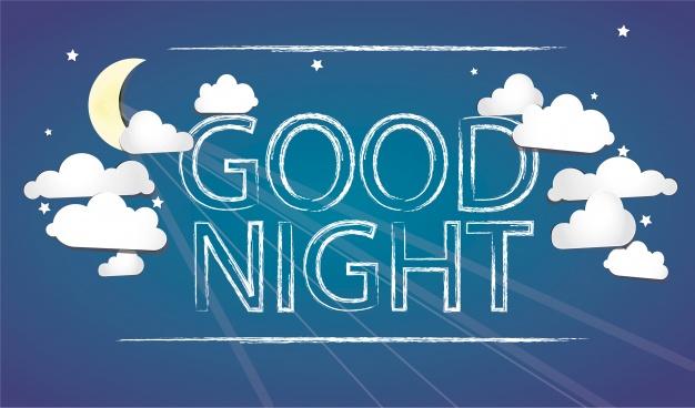 Buenas Noches para compartir
