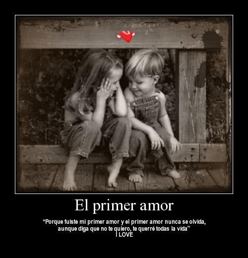 Imágenes De Mi Primer Amor Imagenes De Amor