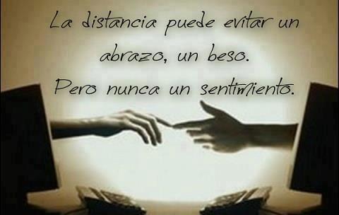 el amor a la distancia instangram