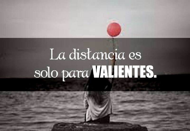 el amor a la distancia para compartir