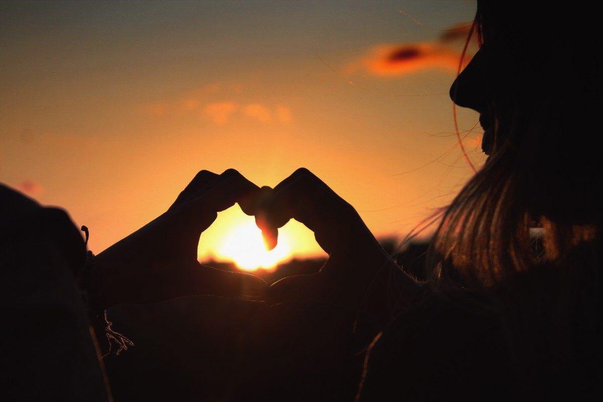 Imágenes de amanecer romántico